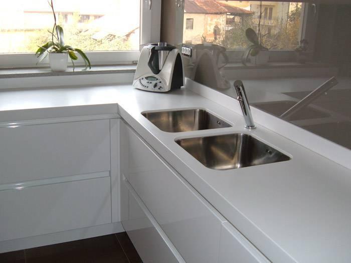 Cucina moderna laccata - Stradafacendo - L'arredo nell'arredamento - San Chiaffredo di Busca - Cuneo